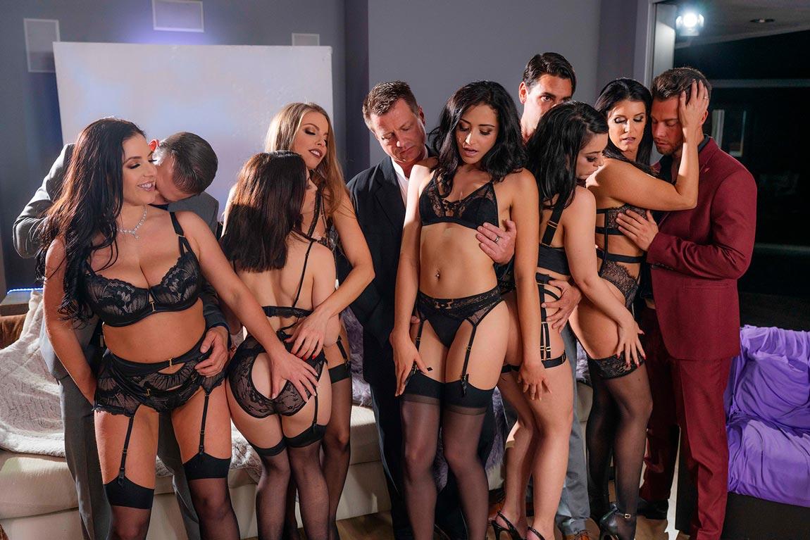 Climax Mejor Escena Sexo Grupo Avn Awards 2021