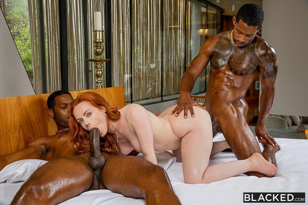 Ella Hughes Blacked 3