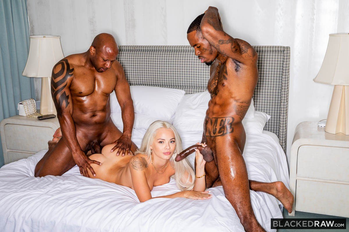 Elsa Jean Blacked Raw 7