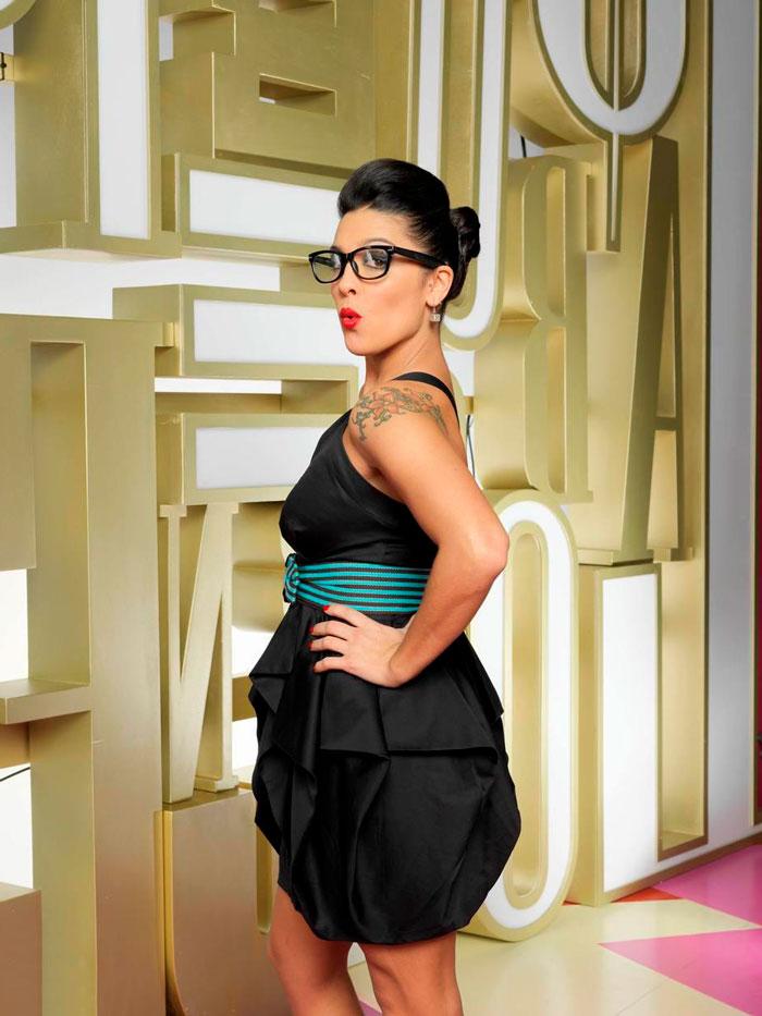 Lorena Castell Presentadora Televisión Cadena