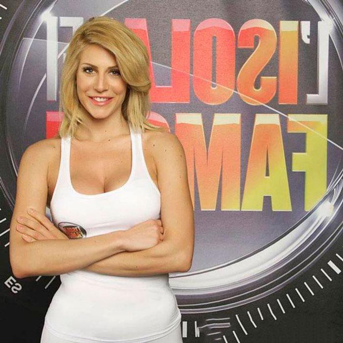 Paola Caruso Miss Italia Concursante Supervivientes