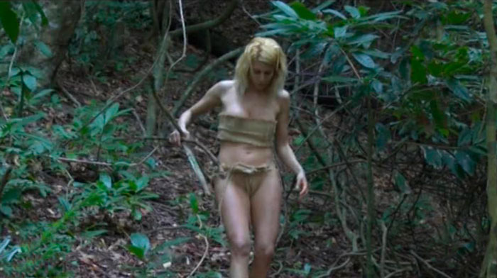 Paola Caruso Bikini Supervivientes