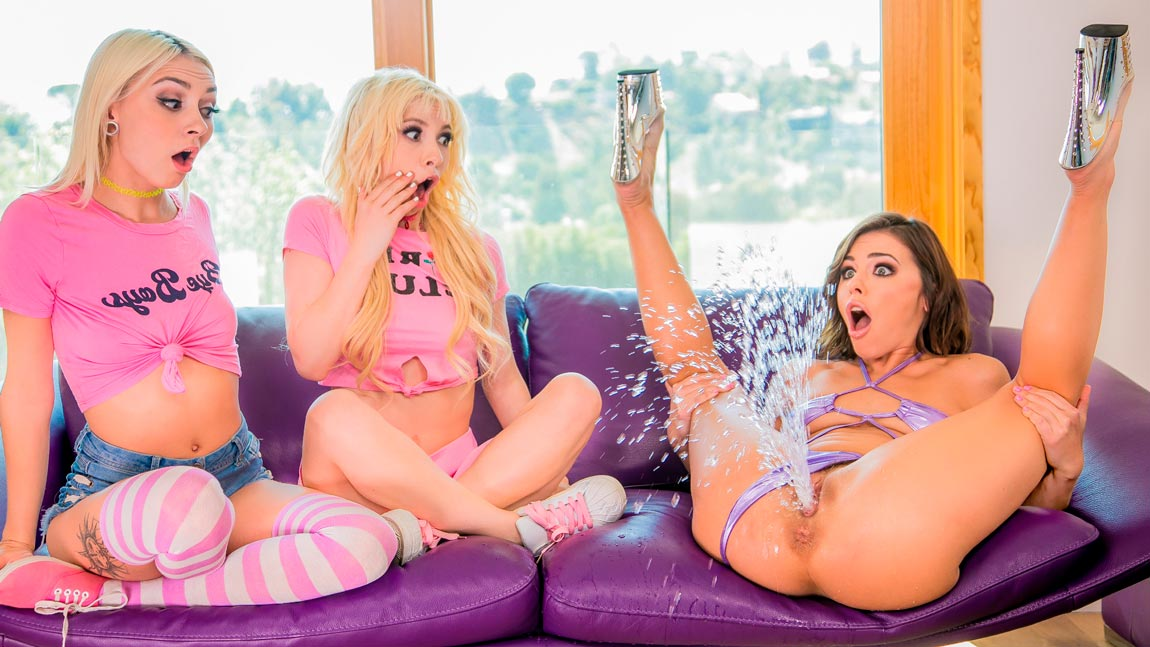 Squirt On Me Mejor Película Squirting Avn Awards 2021