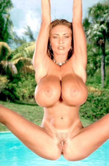 Tiffany Towers Pornostar Tetas Gigantes