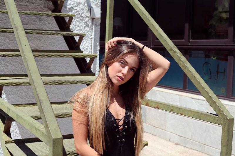 Ana Mena Fotos Instagram Bañador 6