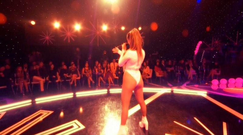Ana Mena Show Televisión Musical Celebrity