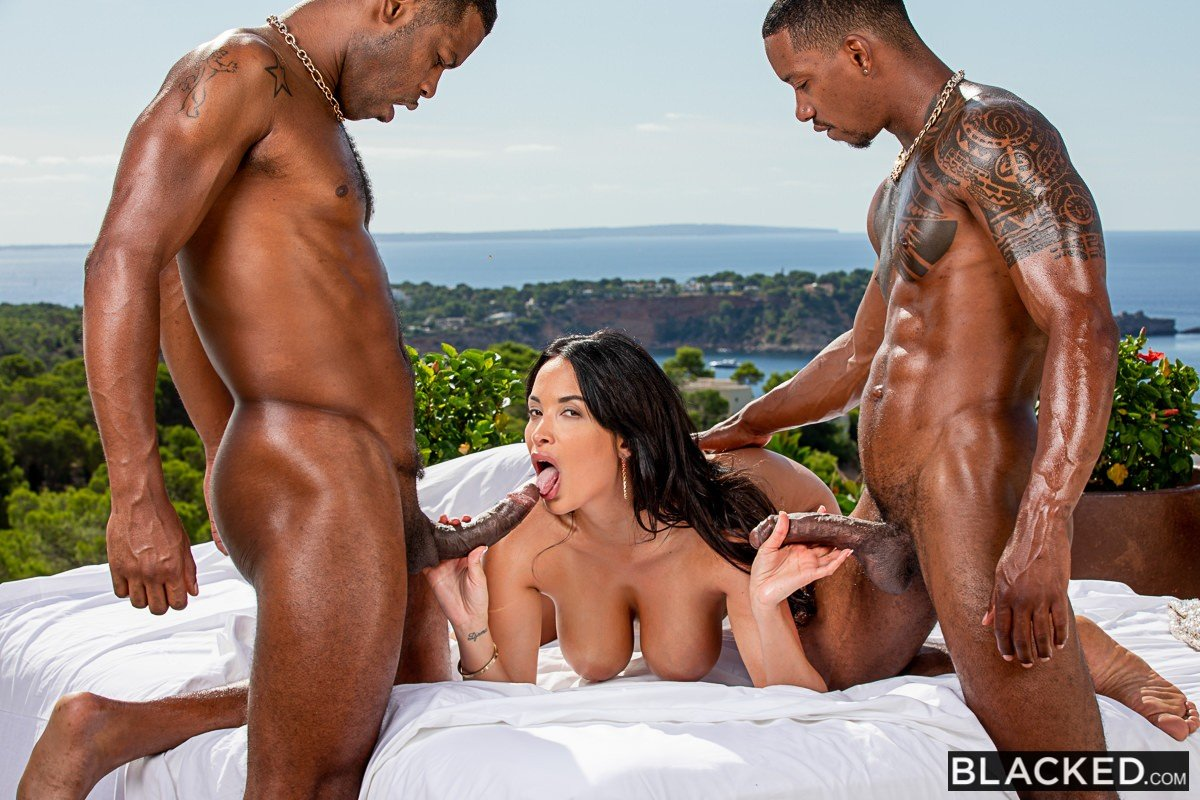 Anissa Kate Blacked 2