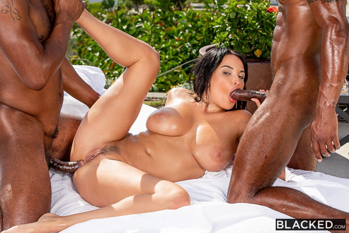 Anissa Kate Blacked 4