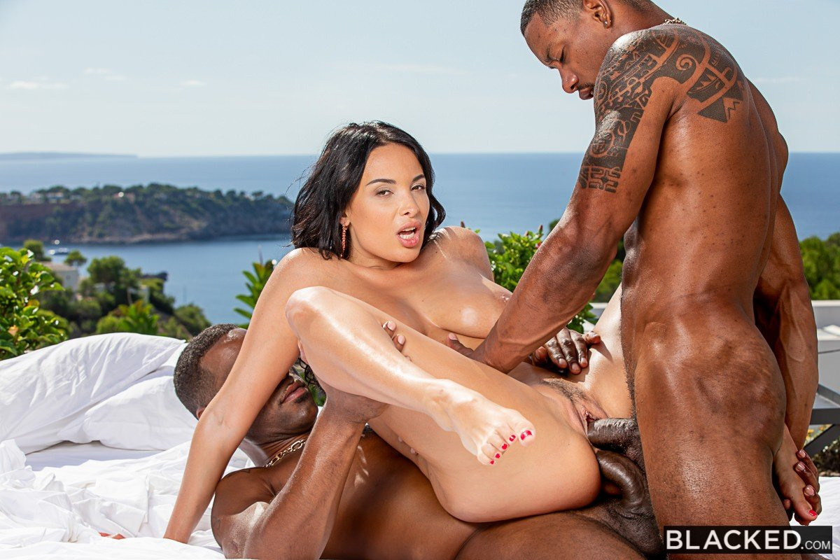 Anissa Kate Blacked 8