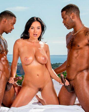 Anissa Kate Porno Interracial Internacional