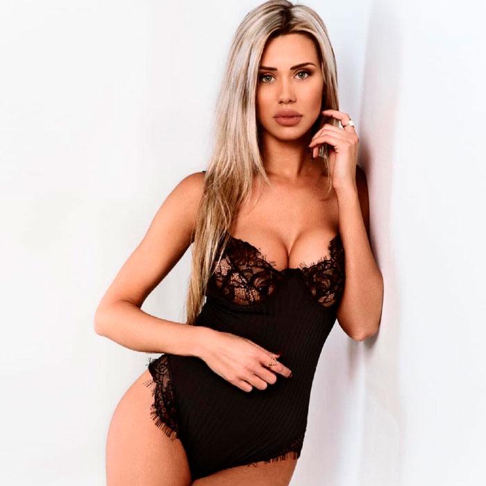 Carla Divinity Lencería Erótica