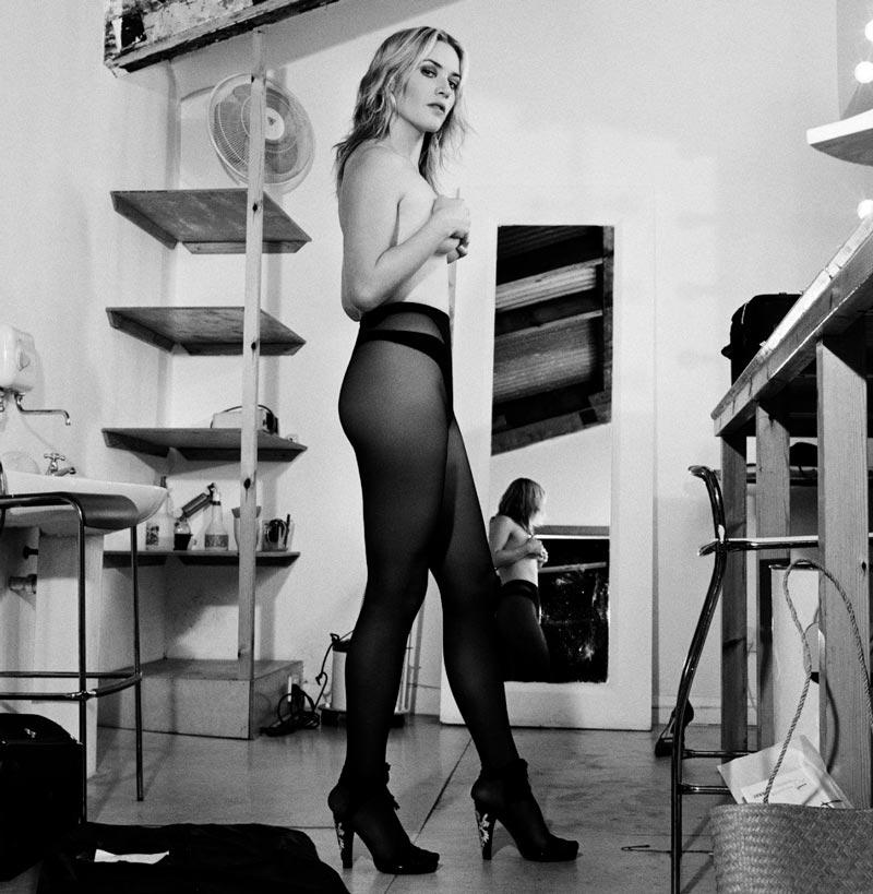 Kate Winslet Desnuda Sesión Erótica Posado Artístico 3