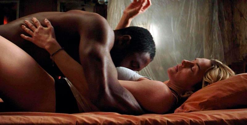 Kate Winslet Escena Sexo Interracial Película Montaña Nosotros
