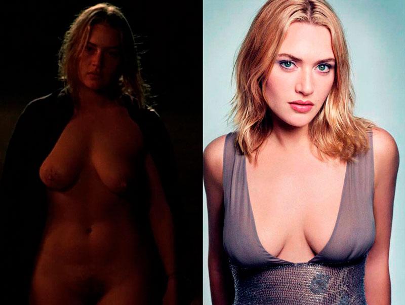 Kate Winslet Fotos Desnuda Escenas Cine