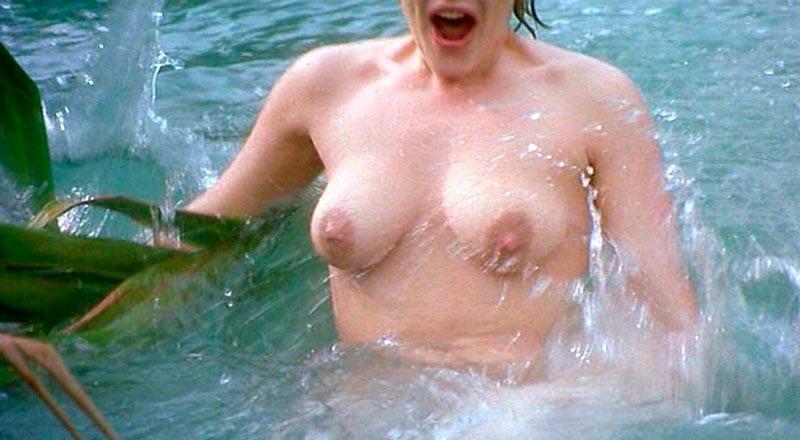 Kate Winslet Pechos Película Iris