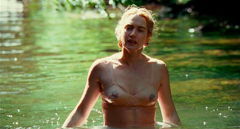 Kate Winslet Pezones Película Lector