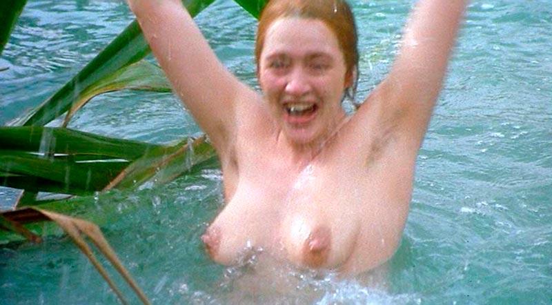 Kate Winslet Tetas Película Iris