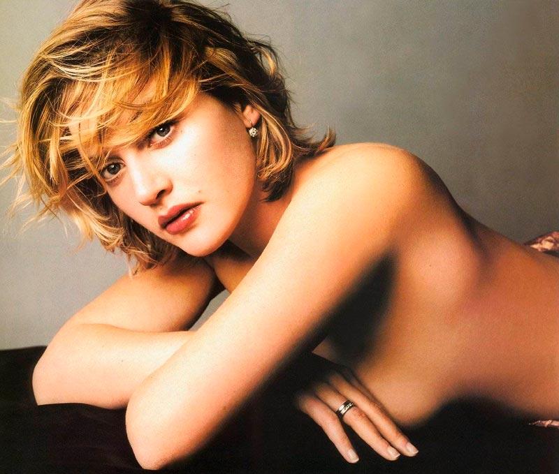 Kate Winslet Topless Revistainternacional