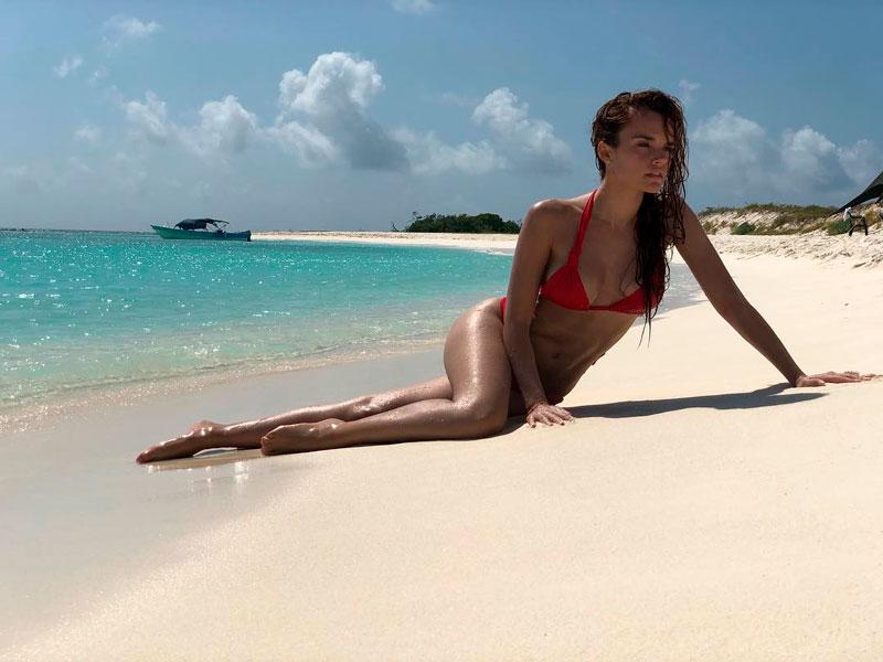 Melody Ruiz Fotos Sexys Instagram Bikini 7