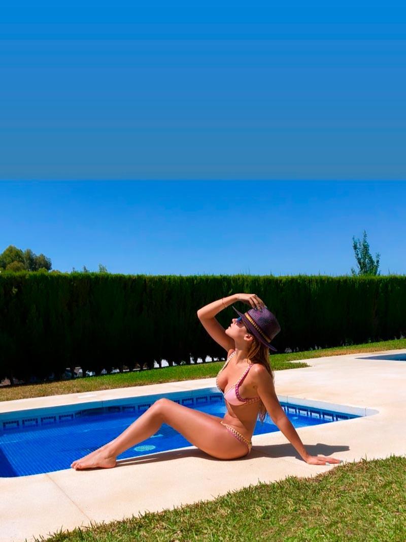 Melody Ruiz Fotos Sexys Instagram Bikini 9