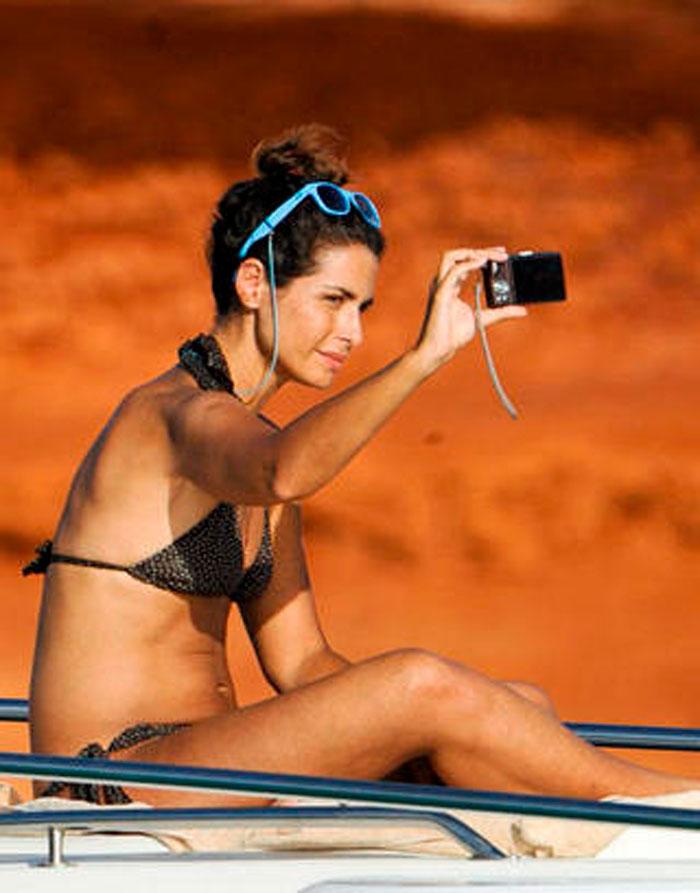 Nuria Roca Fotos Bañador Vacaciones Playa 10