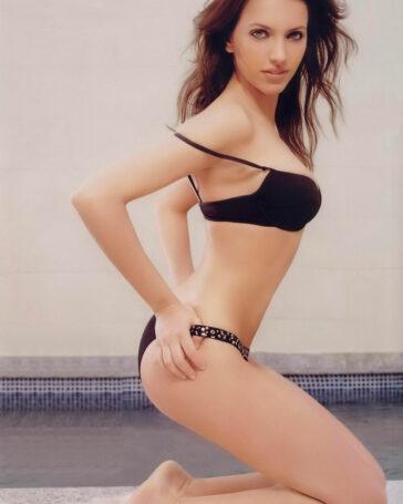Ana Ruíz Fotos Eróticas Lencería Revista Maxim