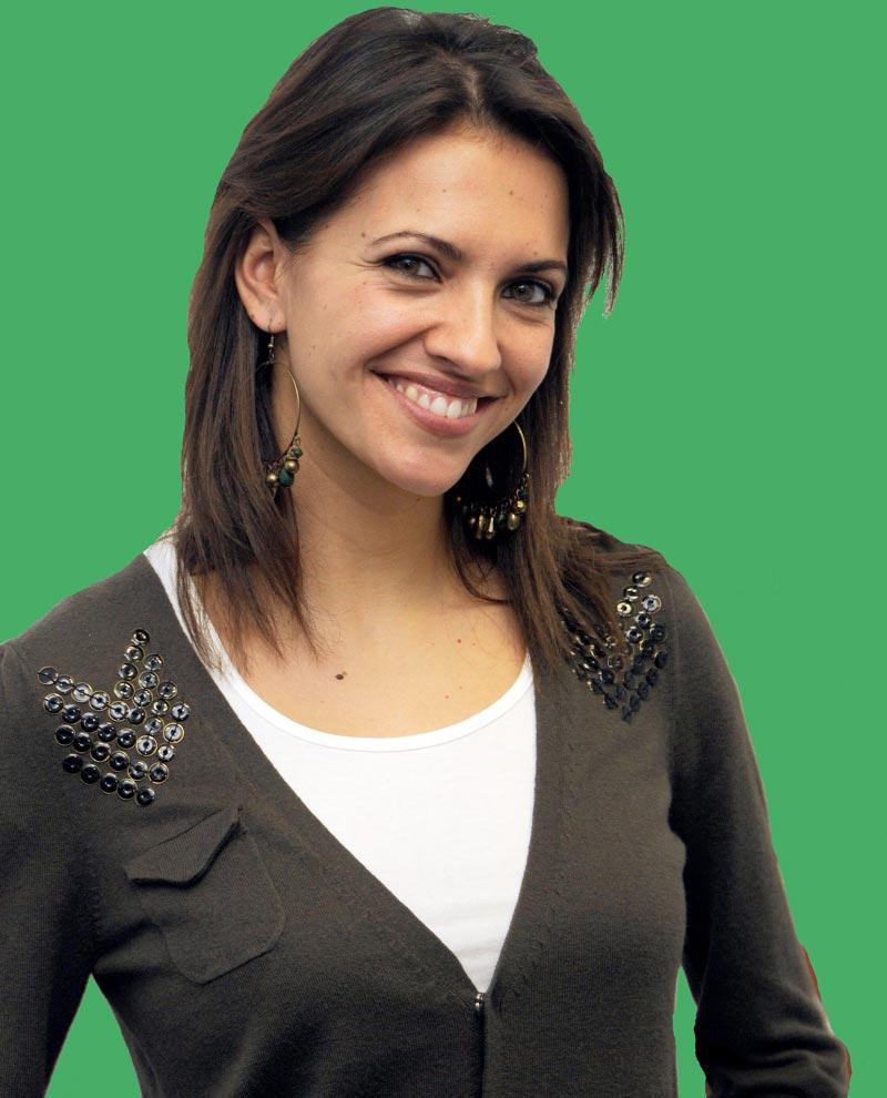 Ana Ruíz Telefonista Camera Café