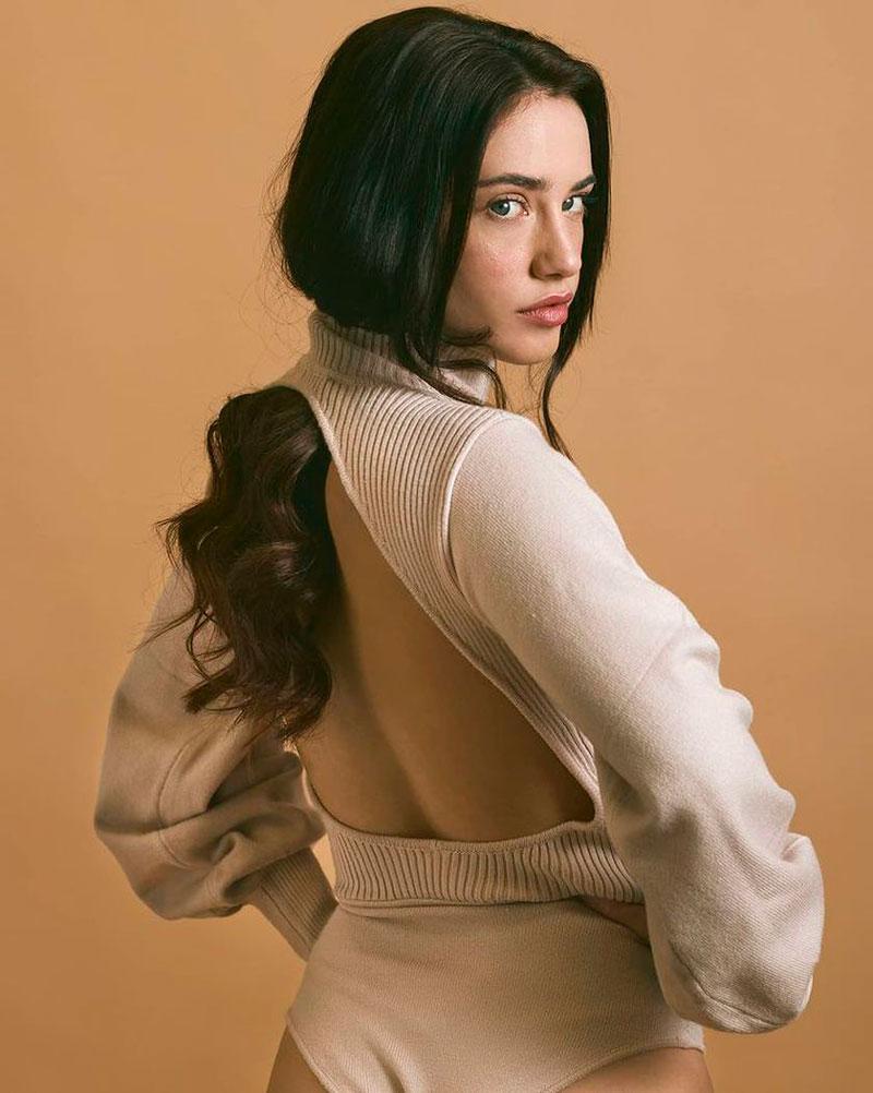 Asia Ortega Fotos Lencería Erótica 5