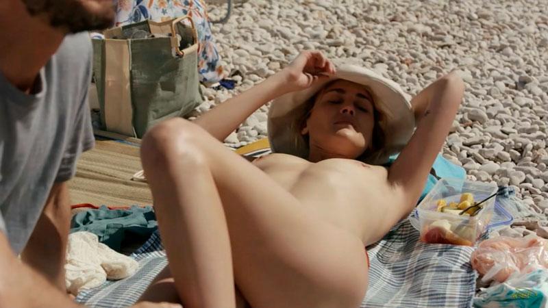 Marta Nieto Desnudo Pechos Serie Vergüenza