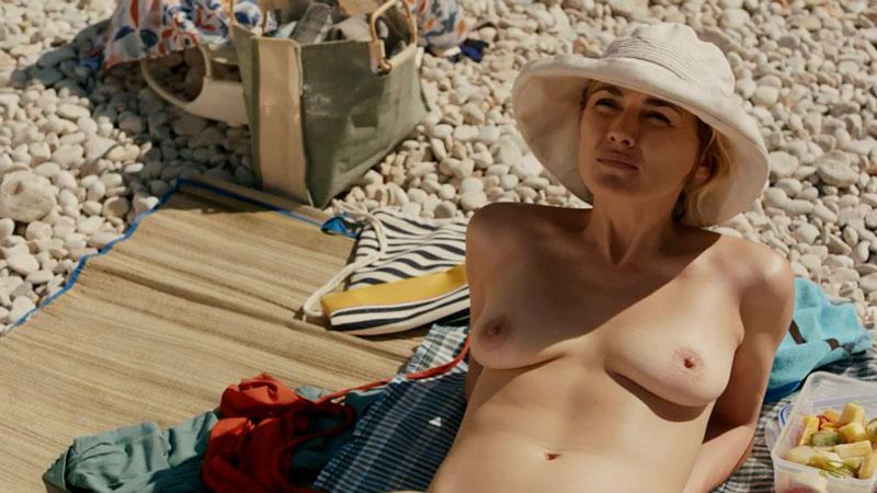 Marta Nieto Topless Serie Vergüenza