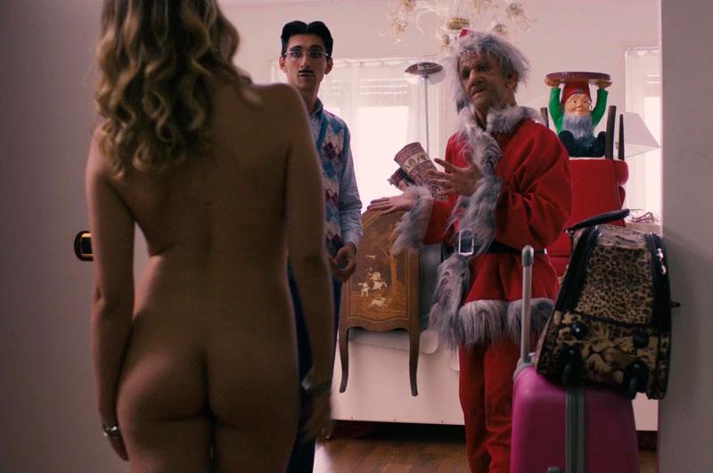 Miriam Giovanelli Desnuda Culo Película 2 Soliti Idioti 2