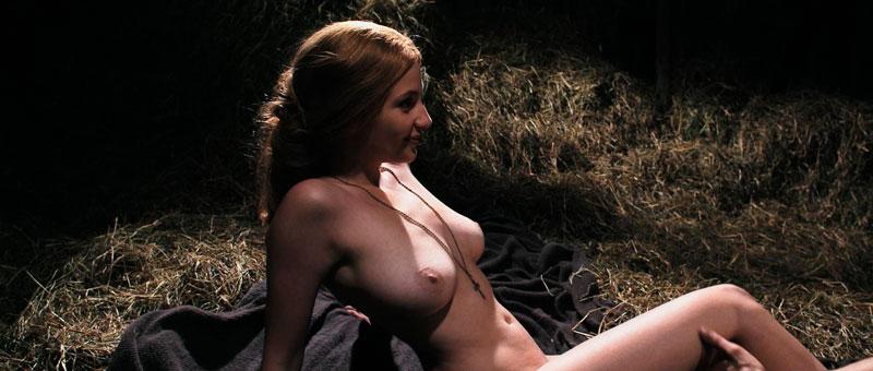 Miriam Giovanelli Desnuda Película Drácula 3d