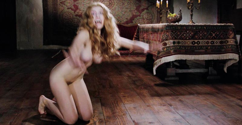 Miriam Giovanelli Desnuda Vampiresa Sexy 2