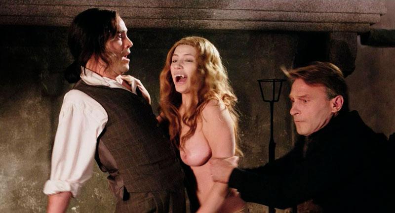 Miriam Giovanelli Desnuda Vampiresa Sexy 6