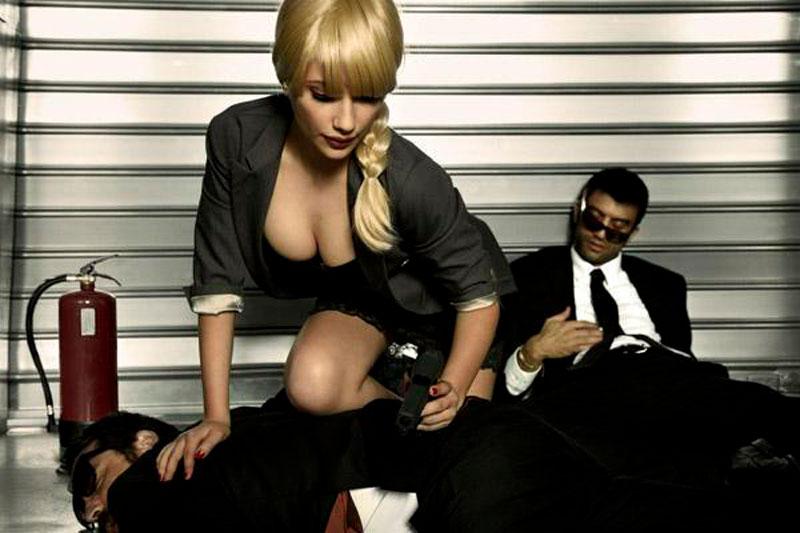 Miriam Giovanelli Sexy Provocativa Revista 2
