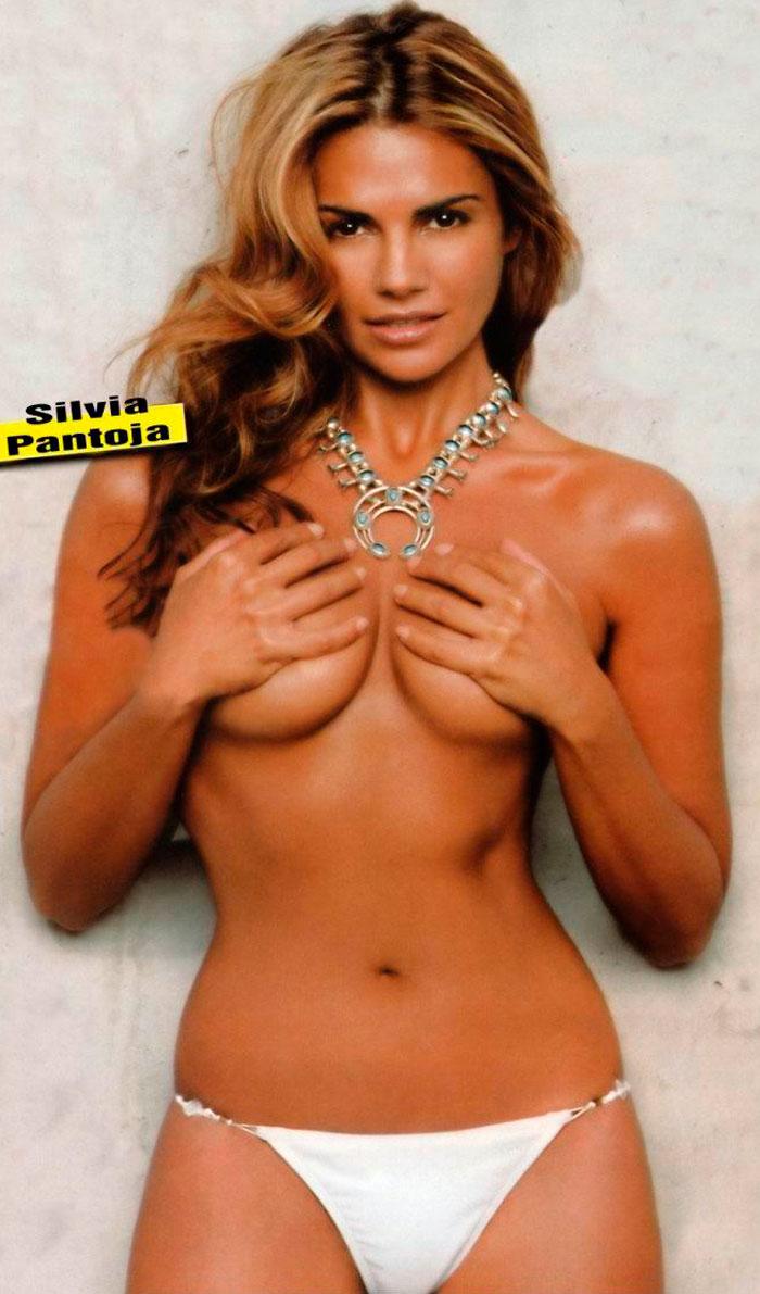 Silvia Pantoja Topless Fotos Desnuda Interviu Supervivientes
