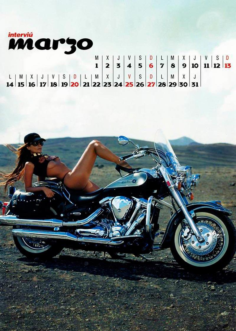 Sylvia Pantoja Desnuda Calendario Erótico Interviu 4