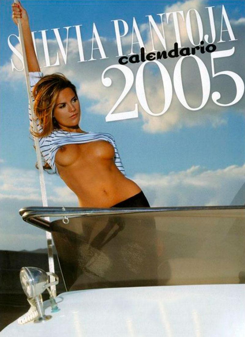 Sylvia Pantoja Desnuda Calendario Erótico Interviu