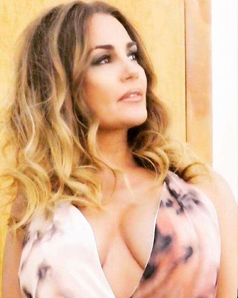 Sylvia Pantoja Escote Cara Suena Antena 5