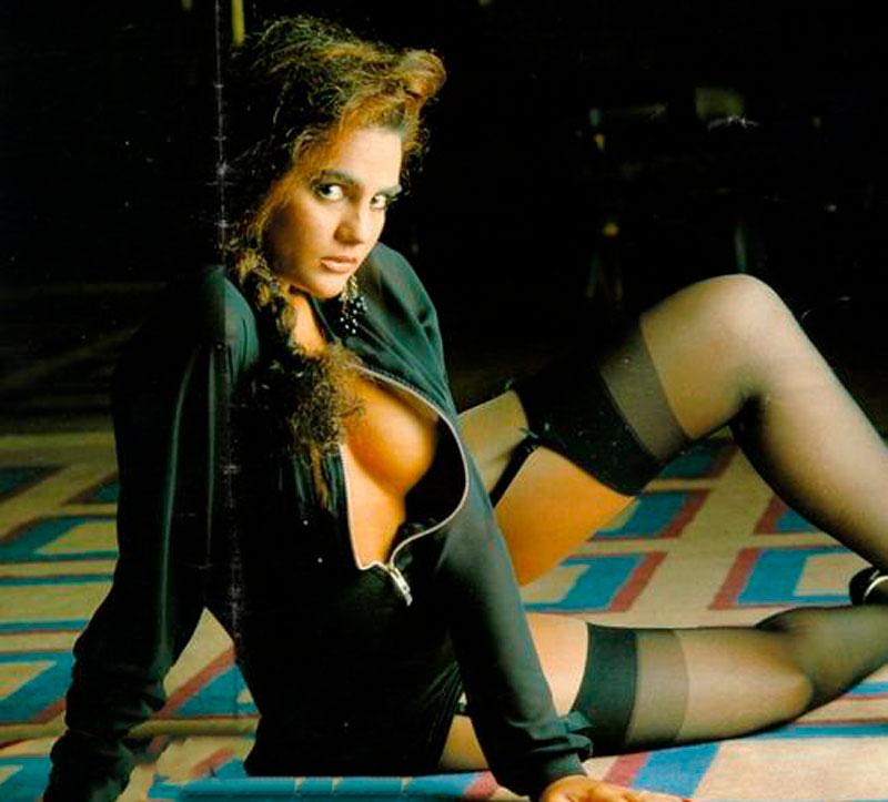 Sylvia Pantoja Ropa Interior Sexy