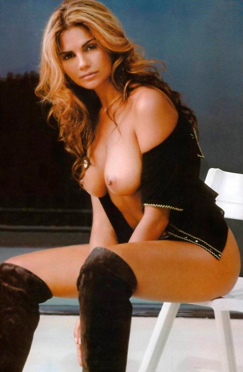 Sylvia Pantoja Topless Fotos Revista Interviu