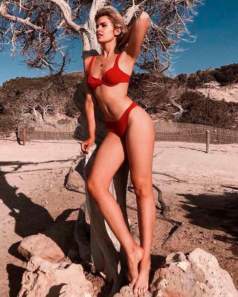 Adriana Abenia Espectacular Cuerpo Bikini