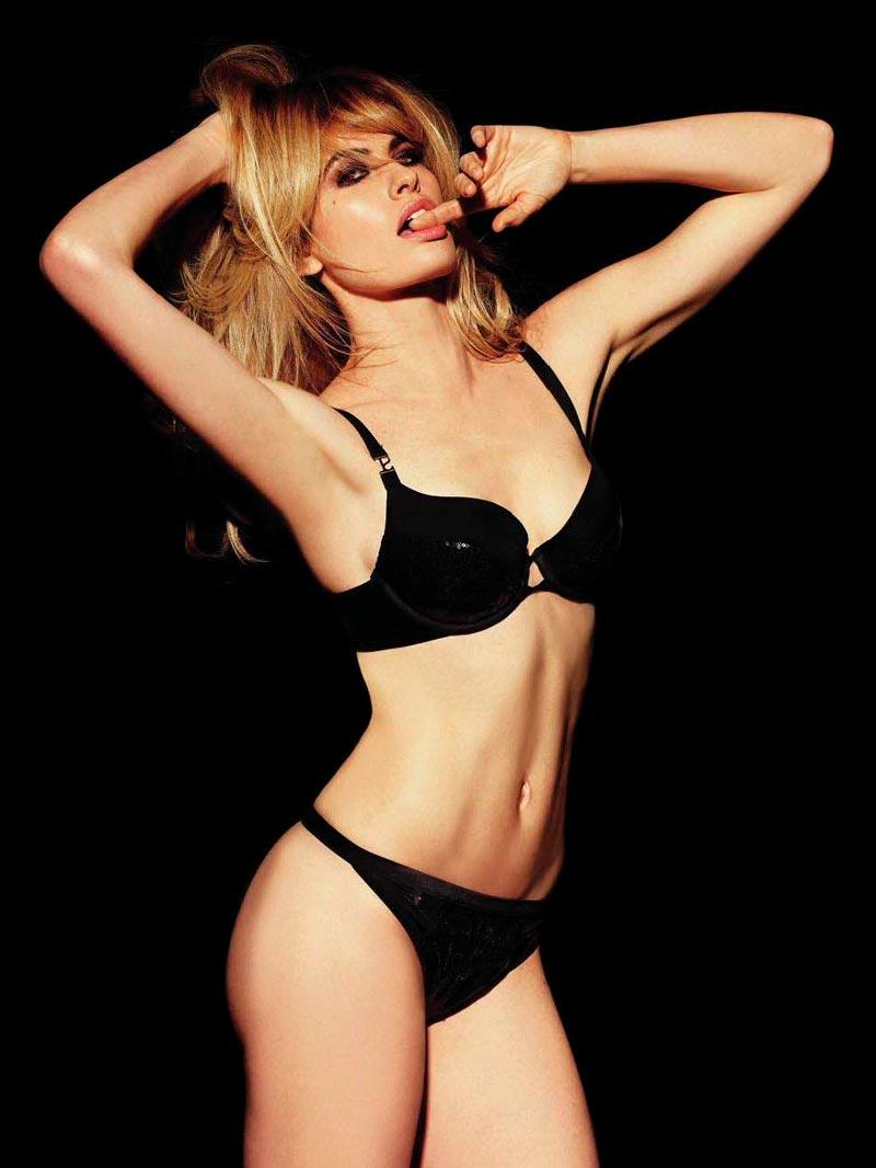 Adriana Abenia Fotos Eróticas Revista Fhm 2