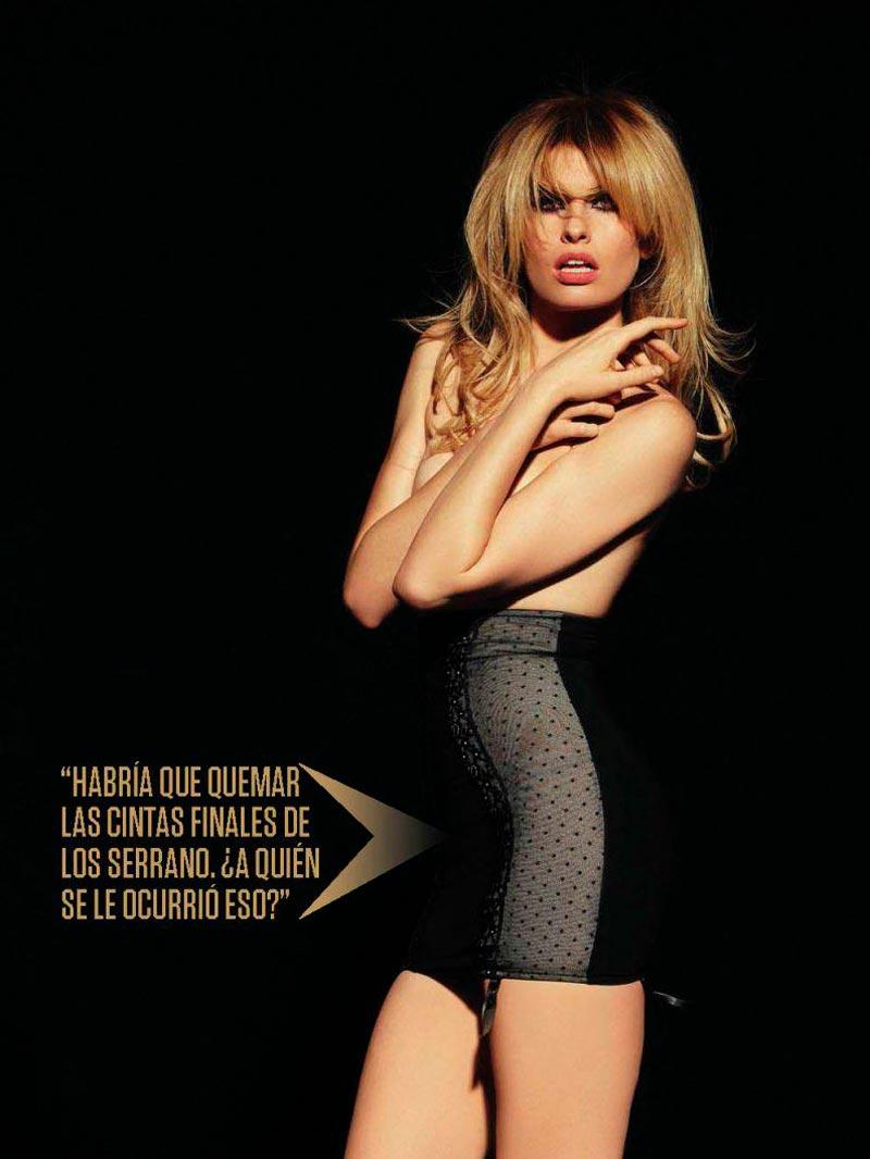 Adriana Abenia Fotos Eróticas Revista Fhm 4