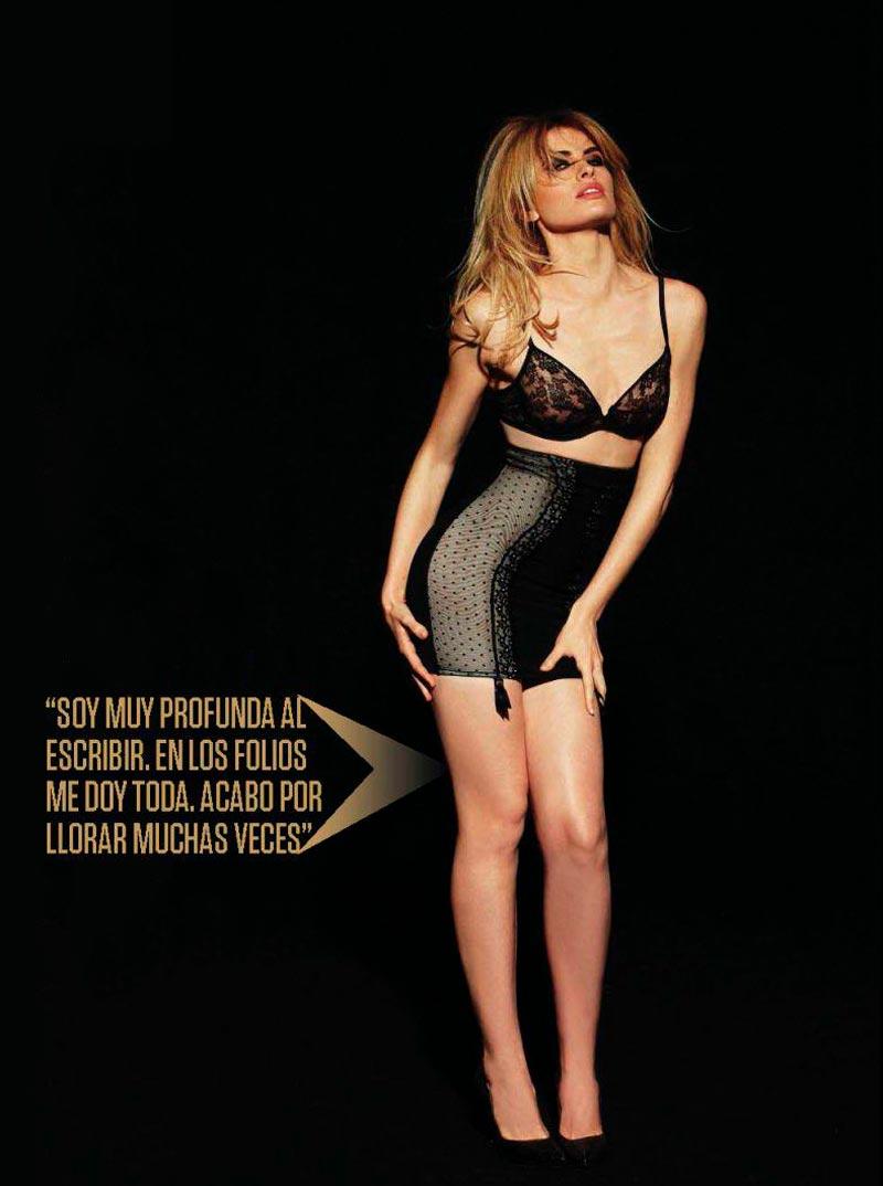 Adriana Abenia Fotos Eróticas Revista Fhm