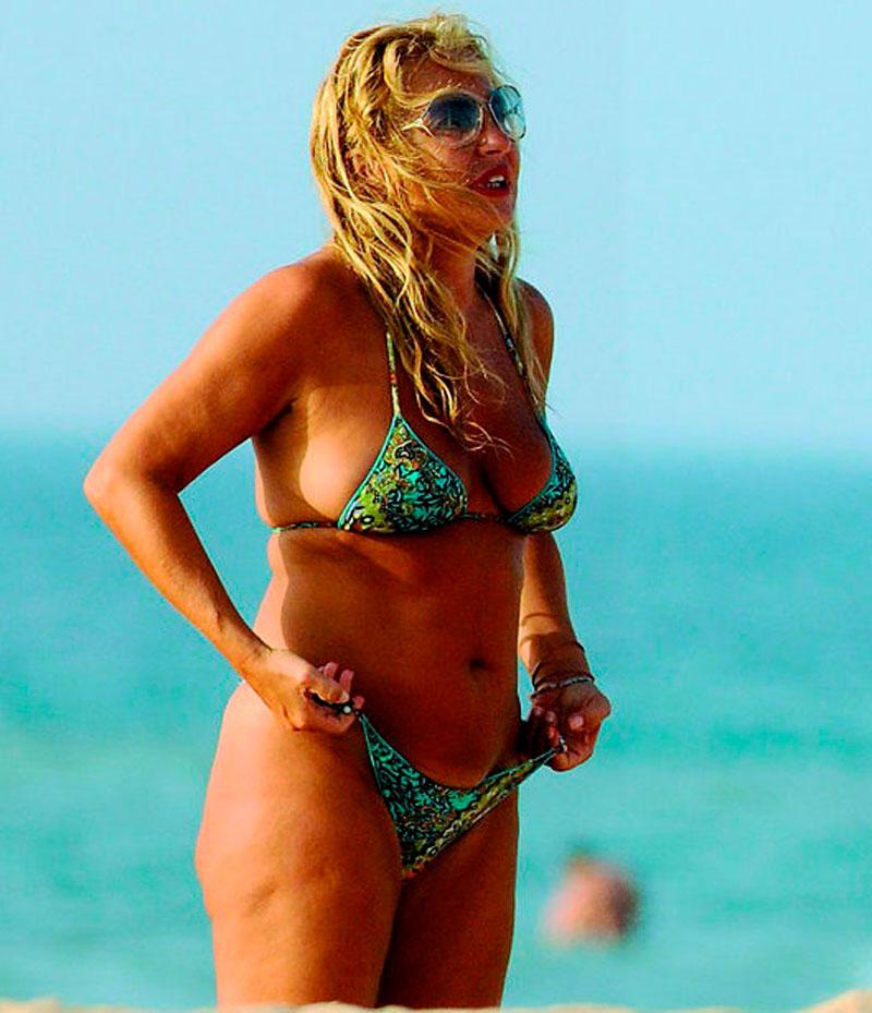 Cristina Tárrega Fotos Bikini Gorda 2