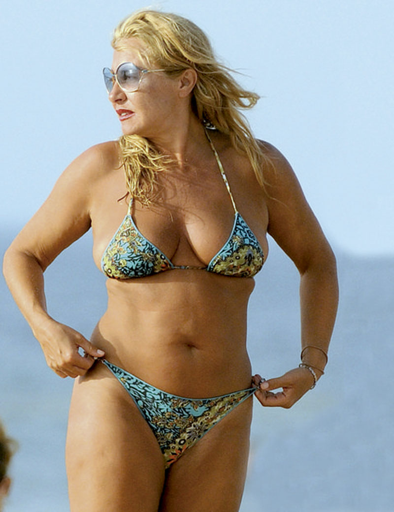 Cristina Tárrega Fotos Bikini Gorda