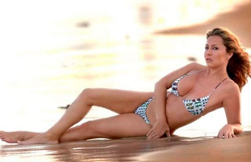 Cristina Tárrega Fotos Sexys Bikini