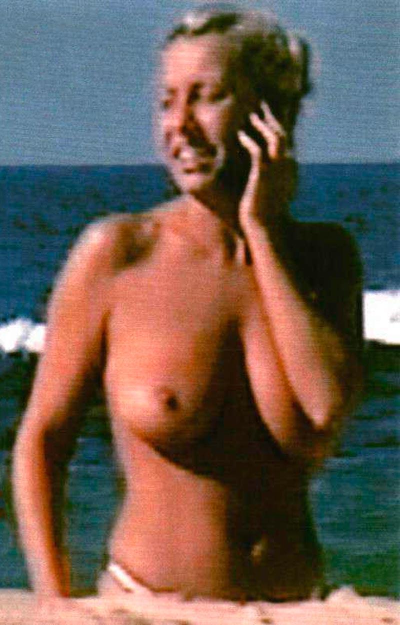 Cristina Tárrega Topless Playas Levante 2