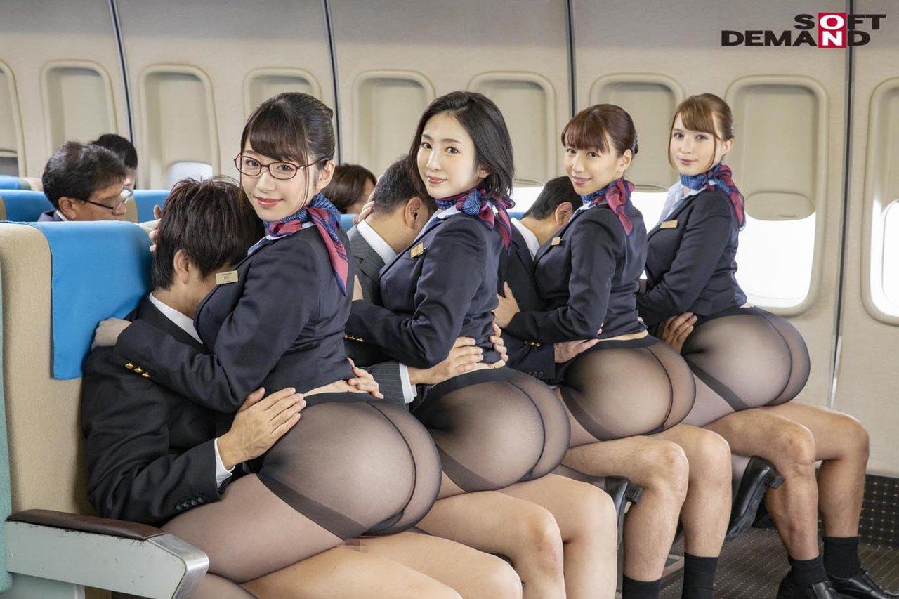 June Lovejoy Pussy Airlines Jav Sod 01